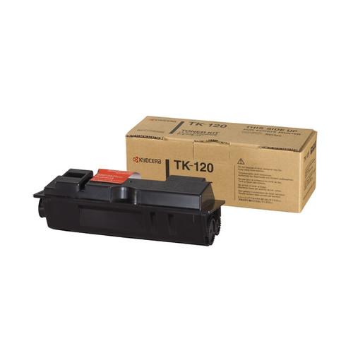 Toner TK-120 für FS1030 7200Seiten schwarz Kyocera 1T02G60DE0 Produktbild Front View L