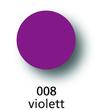 Tintenroller mit Radierspitze Frixion Ball BL-FR7 0,4mm violett Pilot 2260008 Produktbild Additional View 3 S