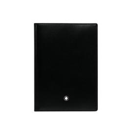 Ausweishülle International schwarz Montblanc 35285 Produktbild