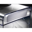 Tisch-Prospekthalter 1x DIN Lang 30mm glasklar Acryl Sigel LH113 Produktbild Additional View 2 S