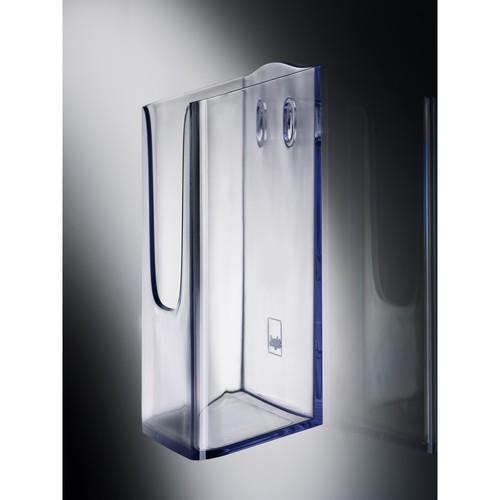 Wand-Prospekthalter 1x A4 45mm glasklar Acryl Sigel LH115 Produktbild Additional View 1 L
