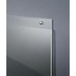 Plakattaschen mit 2 Lochbohrungen zum Aufhängen A4 glasklar Acryl Sigel TA240 Produktbild Additional View 1 S