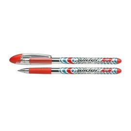 Kugelschreiber Slider Basic M 1,0mm mittel rot Schneider 151102 Produktbild