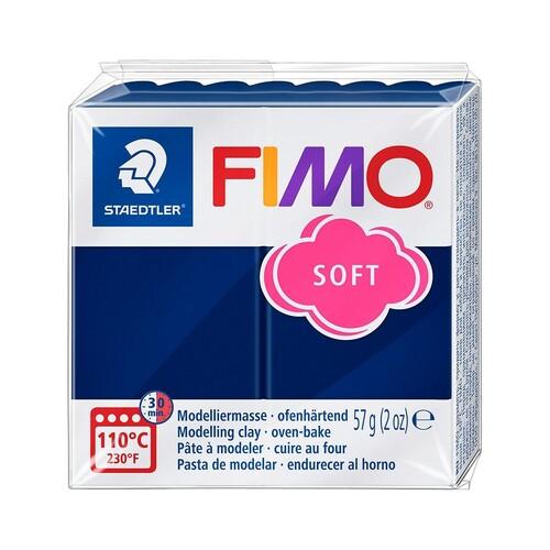 Modelliermasse FIMO Soft ofenhärtend 56g windsorblau Staedtler 8020-35 Produktbild