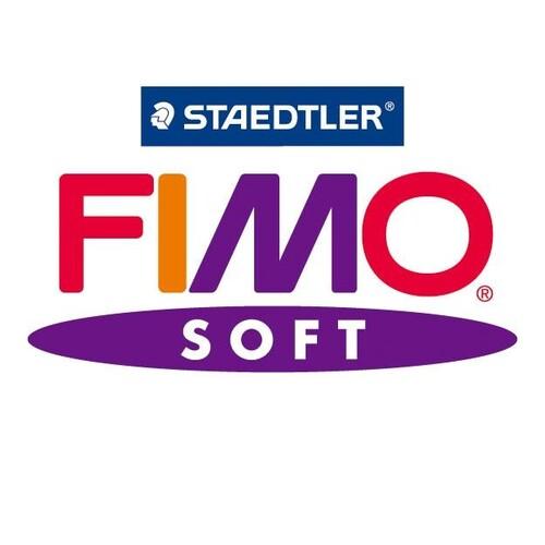 Modelliermasse FIMO Soft ofenhärtend 56g schokolade Staedtler 8020-75 Produktbild Additional View 2 L