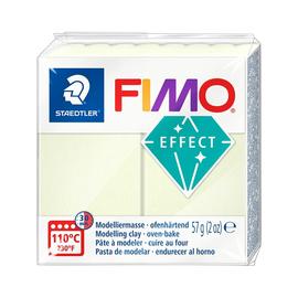 Modelliermasse FIMO Soft ofenhärtend 56g nachtleuchtend Staedtler 8020-04 Produktbild