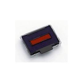 Ersatz-Stempelkissen blau-rot Trodat 6/50/2 Blisterpackung (PACK=2 STÜCK) Produktbild