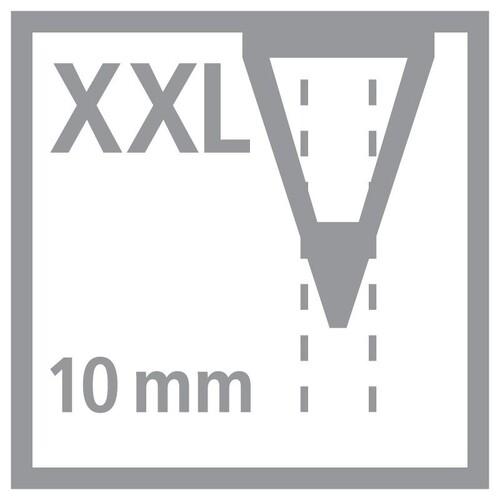 Multitalent-Stifte woody 3 in 1 sortiert 10mm Mine Stabilo 880/10 (ETUI=10 STÜCK) Produktbild Default L