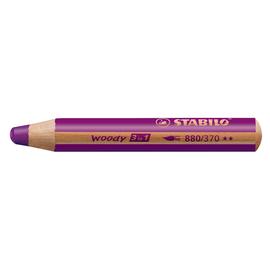 Multitalent-Stift woody 3 in 1 erika 10mm Mine Stabilo 880/370 Produktbild