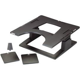 Notebookhalterung 34,3cm x 34,3cm x 11,4cm schwarz 3M LX500 Produktbild