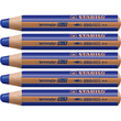 Multitalent-Stift woody 3 in 1 ultramarinblau 10mm Mine Stabilo 880/405 Produktbild Additional View 1 S