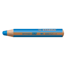 Multitalent-Stift woody 3 in 1 mittelblau 10mm Mine Stabilo 880/425 Produktbild