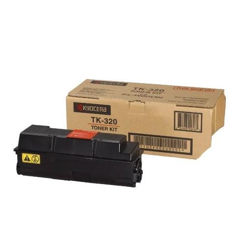 Toner TK-320 für FS3900/4000 15000Seiten schwarz Kyocera 1T02F90EUC Produktbild Front View L