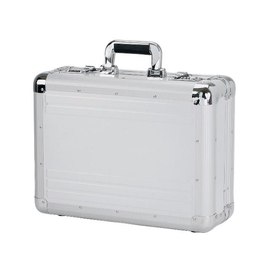 Attachekoffer TAURUS 45,3x33,5x15cm silber Aluminium Alumaxx 45114 Produktbild