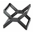Hängekorb CARRY PLUS 362x320x260mm für 30 Hängemappen schwarz Durable 2611-01 Produktbild