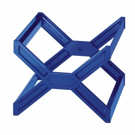 Hängekorb CARRY PLUS 362x320x260mm für 30 Hängemappen blau Durable 2611-06 Produktbild