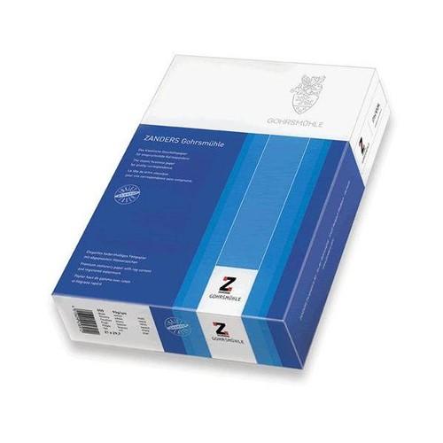 Multifunktionspapier Gohrsmühle A4 100g weiß hadernhaltig mit Wasserzeichen 43517 (PACK=200 BLATT) Produktbild Front View L