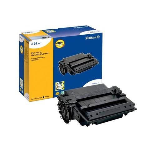 Toner Gr. 1124HC (Q6511X) für LaserJet 2400/2410/2420/2430 12000Seiten schwarz Pelikan 626752 Produktbild Front View L