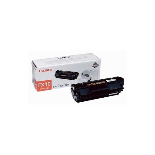 Toner FX-10 für Fax L 100/120/140/160/95/90 2000Seiten schwarz Canon 0263B002 Produktbild Front View L