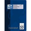 Vokabelheft Oxford A4 liniert 4 Farben sortiert 2 Spalten 32Blatt 90g Optik Paper weiß 100050336 Produktbild