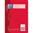 Vokabelheft Oxford A4 liniert 4 Farben sortiert 2 Spalten 32Blatt 90g Optik Paper weiß 100050336 Produktbild Additional View 2 S