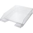 Briefkorb Economy für A4 245x347x67mm glasklar Kunststoff Helit H2361502 Produktbild