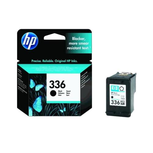 Tintenpatrone 336 für HP DeskJet 5440/D4160 5ml schwarz HP C9362EE Produktbild Front View L