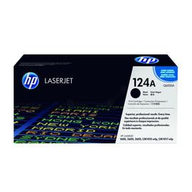 Toner 124A für Color LaserJet 1600/2600/2605 2500Seiten schwarz HP Q6000A Produktbild