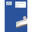 Ausbildungsnachweisbuch für wöchentliche Eintragungen A4 28Blatt Zweckform 2831 Produktbild Additional View 1 S