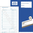 Ausbildungsnachweisbuch für wöchentliche Eintragungen A4 28Blatt Zweckform 2831 Produktbild
