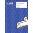 Ausbildungsnachweisbuch für wöchentliche Eintragungen A4 28Blatt Zweckform 2831 Produktbild Additional View 2 S