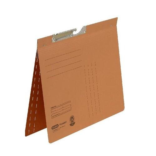 Pendelhefter kaufmännische Heftung 250g orange Manilakarton Elba 100560097 Produktbild Front View L