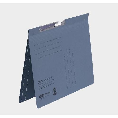 Pendelhefter kaufmännische Heftung 250g blau Manilakarton Elba 100560093 Produktbild Front View L