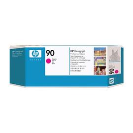 Druckkopfpatrone inkl. Reiniger 90 für HP DesignJet 4000/4500 magenta HP C5056A Produktbild
