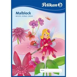 Malblock MC3/30 A3 30Blatt holzfrei Pelikan 137661 Produktbild