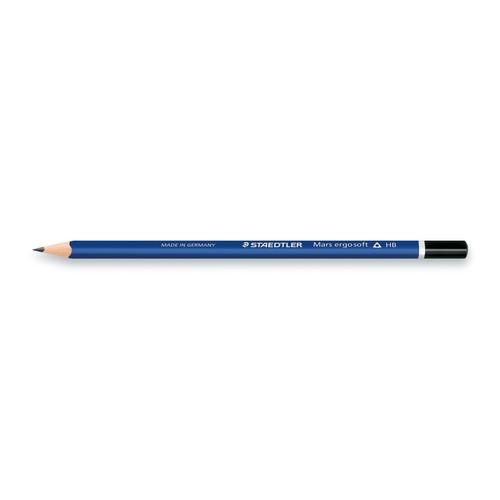 Bleistift Mars ergo soft dreikant Staedtler 150-HB Produktbild