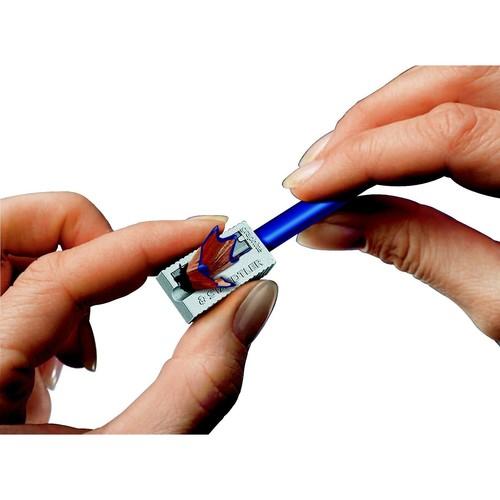 Bleistift Mars ergo soft dreikant Staedtler 150-HB Produktbild Additional View 2 L