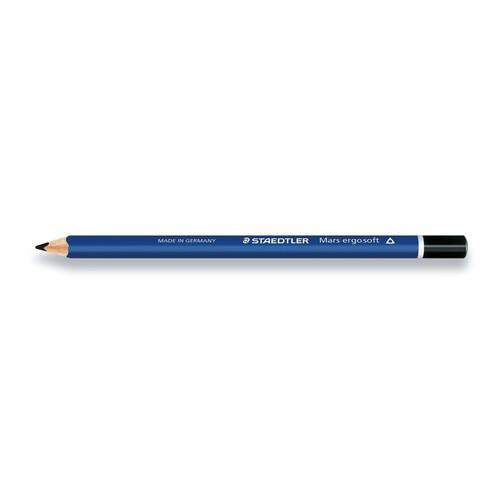 Bleistift Mars ergo soft jumbo 151 dreikant Staedtler 151-2B Produktbild