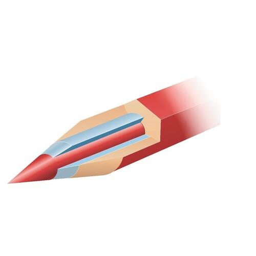 Farbstift ergo soft 157 dreikant hautfarben Staedtler 157-43 Produktbild Additional View 3 L