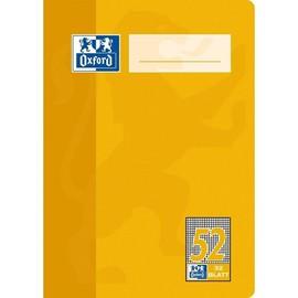 Oktavheft Oxford A6 kariert farbig sortiert 32Blatt 90g Optik Paper weiß 100050397 Produktbild