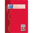Oktavheft Oxford A6 kariert farbig sortiert 32Blatt 90g Optik Paper weiß 100050397 Produktbild Additional View 2 S