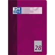 Heft Oxford A4 Lineatur 28 kariert Rand links+rechts 32Blatt 90g Optik Paper weiß 100050332 Produktbild Additional View 1 S