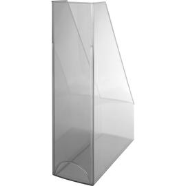 Stehsammler Economy 85x240x322mm glasklar Kunststoff Helit H2361402 Produktbild