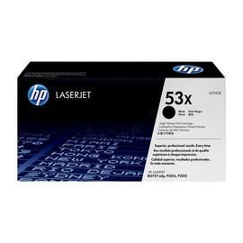 Toner 53X für LaserJet M2727/P2010/P2011 7000 Seiten schwarz HP Q7553X Produktbild