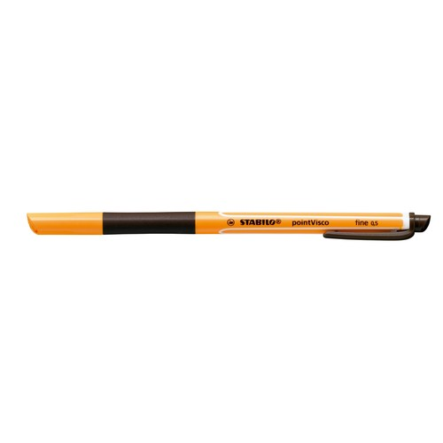Tintenroller Pointvisco 1099 0,5mm schwarz Stabilo 1099/46 Produktbild Additional View 1 L