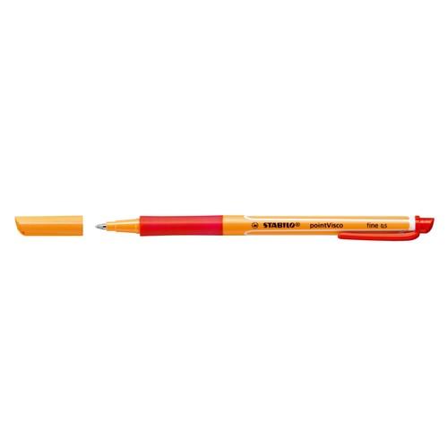 Tintenroller Pointvisco 1099 0,5mm rot Stabilo 1099/40 Produktbild
