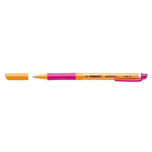 Tintenroller Pointvisco 1099 0,5mm pink Stabilo 1099/56 Produktbild