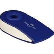 Radiergummi SLEEVE 71x33x18mm rot+blau Faber Castell 182401 Produktbild