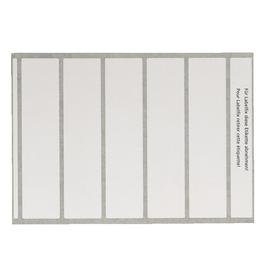 Beschriftungsetiketten Inkjet+Laser OCplus 46x195mm weiß Leitz 6652-00-01 (BTL=500 STÜCK) Produktbild