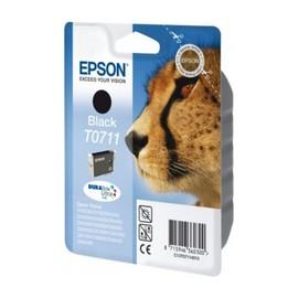Tintenpatrone T0711 für Epson Stylus D78/D92/D120/DX4000 7,4ml schwarz Epson T071140 Produktbild